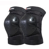 HEROBIKER Adults Knee Pad Protector Tactical Outdoor Sport Motorcycle Protective Gear
