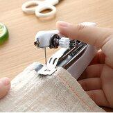 Portable Portable Machine À Coudre Maison Poche Mini Tailleur Point Couture Fil D'aiguille