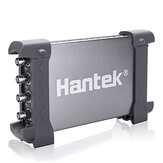 Hantek 6254BC PC USB Oscilloscope 4 Channels 250MHz 1GSa/s Waveform Record Function Portable Osciloscopio