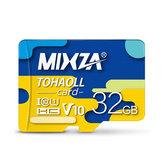 MIXZA 32G U1 Professional cartão de memória de alta velocidade para o telefone móvel DVR IP Sport Camera