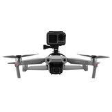 Suporte de câmera para fixação de suporte Adaptador de suporte superior para Mavic 2/Mavic Air 2/Mavic Pro/FIMI X8SE 2020 Quadricóptero RC