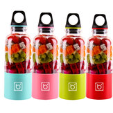 USB Charging Portable Four Leaves Juicer Cup Home Fruit Vegetable Tool For Kitchen