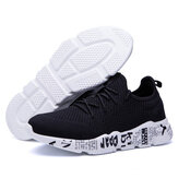 Men's Ultralight Breathable Running Shoes Soft Sport Casual Sneakers Outdoor Hiking Walking Jogging