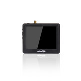 Hawkeye Little Pilot Master/XITU Edition 2.5/3.5 Inch LED Display 960x240 5.8G 48CH Diversity Dual Receiver FPV HD Monitor for DJI Digital RC Drone Airplane