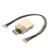 MH-Z19 MH-Z19B Infrarood CO2-sensormodule Kooldioxidegassensor voor CO2-monitor 0-5000ppm MH Z19B NDIR met aansluitblok