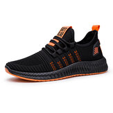 Men's Running Shoes Mesh Breathable Anti-slip Lightweight Sneakers Shockproof Casual Sport Shoes Outdoor Walking Jogging