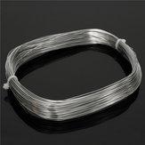 0.6ミリメートル×30メートル304ステンレス鋼フレキシブルワイヤケーブル束ロープ