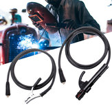 300A Ground Earth Clip & Welding Clamp 1.5M Wire For MMA ARC Welding Inverter Machine