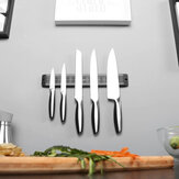 KITCHENDAO 13 Inch Multi-Purpose Magnetic Stripe Knife Holder Kitchen Knife Utensil Organizer
