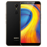 GOME U7 Global Rom 5.99 inch FHD + NFC Iris Recognition 13MP Dual Front الة تصوير 4GB 64GB Helio P25 4G Smartphone