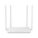 COMFAST CF-N3 V3 Wireless WiFi Router Mobile Router 4Port 1200Mbps Wireless Signal Booster Porta Gigabit Ethernet para uso doméstico