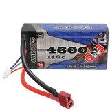 Gaoneng GNB 7.4V 4600MAH 2S 110C LipoバッテリーT Plug RCカー用