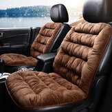 1 PC Universal Car Seat Cover Plush Seat Covers Seat Protection Seat Pad Kursi Depan