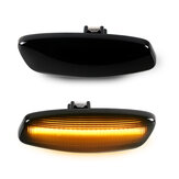Amber LED Side Indicators Repeaters Lights for Citroen C3 C4 C5 DS3 DS4 for Peugeot 207 308 3008 5008 RCZ