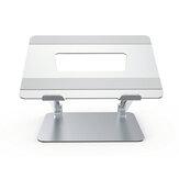 180° Universal Folding Laptop Stand Bracket Aluminum Alloy Cooling Adjustable Desk Stand Base PC Tablet Holder
