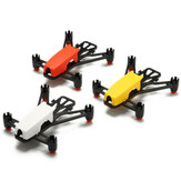 Kingkong Q100 100mm DIY Micro Mini FPV escovado Quadricóptero RC Kit de quadro Suporte 8520 Coreless Motor
