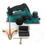 15000 U / min Elektrohobel Holzbearbeitungsschneidemaschine für Makita 18v Batterie