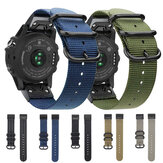 Bakeey Nylon 20mm Watch Band Quick Release Strap for Garmin Fenix 5S Plus 5S 6S Smart Watch