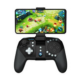 Gamesir G5 bluetooth Wireless Trackpad Touchpad Gamepad com clipe de telefone para iOS Android