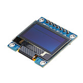 5pcs 7Pin 0.96 Inch OLED Display 12864 SSD1306 SPI IIC Serial LCD Screen Module Geekcreit for Arduino - products that work with official Arduino boards