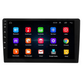 9 дюймов 2 DIN Авто Стерео Радио Quad Core Android 8.0 Сенсорный экран Bluetooth WIFI GPS Nav Video MP5 Player