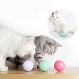Cat Toy USB Cat Laser Toy Pet Supplies LED Flash Rolling Ball Cat Toy Glowing Ball for Pet Cat Toy