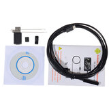 7mm 2 meter Endoscope voor Android Windows IP67 Waterdicht USB Inspectie Camera Voertuig Borescope