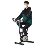 LCD Display Gym Portable Upright Fitness Bike Stationary Belt Bicycle Training Home Fitness Exercise Tools