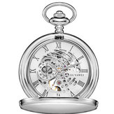 OUYAWEIP01RetroVintageHomensMecânico Relógios De Bolso