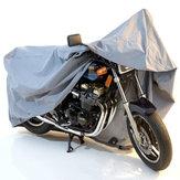 Moto moto couverture extérieure imperméable taille L