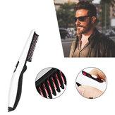 Styler V2 Pettine elettrico per uomo con bigodino per barba e barba Mult