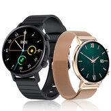[Reprodução de música local] Bakeey MT17 Coração Monitor de taxa de pressão arterial Oyxgen Monitor Custom Dials Smart Watch