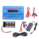 IMax B6 50 W 5A Baterai Balance Charger Dengan Power Supply 12V 5A XT60 Papan Paralel