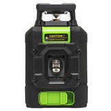 360 ° Rotary 5 Line Laser Level Red Laser Kit autolivellante verticale di livello orizzontale