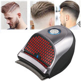 Capelli Trimmer ricaricabile Barba rasoio Capelli Clippers per uomo Self-Capellicut a casa Kit Capelli Clippers Cordless con 9 pettini