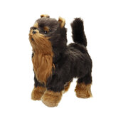 Electric Walk Sing Wag Ρεαλιστική Προσομοίωση Σκύλος Παιχνίδι Κούκλες Ζώων Ζώων Παιχνιδιών για Διακόσμηση Σπιτιού