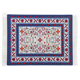 23x18cm Bohemia Style Persian Rug Small Mouse Pad Mat For Desktop PC Laptop Computer 18