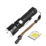 XANES 09-P50 XHP 50 5Modes Telescopic Zoomable USB Rechargeable LED Flashlight 18650/26650 LED Torch