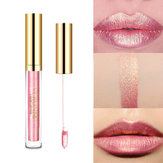 Glitter Lip Gloss Lippen Pigment Mineral Liquid Lip Stick