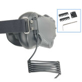 URUAV 3D Printed Battery Power Cable Holder Cable Organizer for DJI FPV Goggle V1/V2 FPV RC Drone