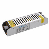 AC180-240V to DC12V 5A 60W Ultra-thin Lamp Box Switching Power Supply 307*19*19mm