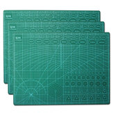 QJH A2/A3/A4 Cutting Mat Patchwork Sewing Tool DIY Craft Double-sided Three Layers Self-repairing Pad Cutting Board