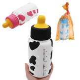 Huge Milk Nursing Bottle Squishy 25*9.5*9.5CM Giant Slow Rising With Packaging Soft Toy