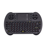 Viboton S501 2.4G Sem Fio Russo Mini Teclado Touchpad Airmouse para TV Caixa PC Smart TV