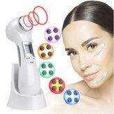 LED RF Foton Therapie Rimpel Remover Gezicht Lifting Machine Ultrasone Massage Huidverjonging Gezicht Schoonheid Apparatuur