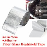 2 inch Zelfklevende Thermoshield Reflecterende Warmte Schild Heatshield Tape Wrapping