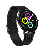 XANES L6 1.22'' Color Touch Screen IP68 Waterproof Smart Watch Heart Rate Monitor Fitness Bracelet