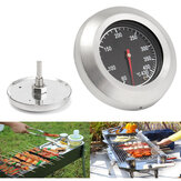 BBQ Thermometer 60-430℃ Temperature Controller Replacement Smokey Mountain BBQ Grill Tool