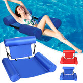 Inflatable Floating Chair Swimming Pools Hammock Lounge Bed Multi-Purpose Water Mattresses for Pool Lake Beach River