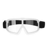 Occhiali da corsa per moto antiappannamento Occhiali Protezione degli occhi da lavoro Anti Splash Ciclismo lente